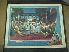 FABIOLA, orig 1951 LC #6 (Michele Morgan, Henri Vidal)