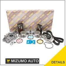 Fit Honda CRX DX 1.5 D15B1 D15B2 Engine Rebuild Kit