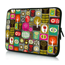 """Cute Tree 13"""" Zip Laptop Bag Case Cover Pouch Fr HP Dell, 13.3"""" Macbook Pro,Air"""