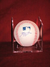 Ryan Braun Signed MLB Baseball Clean Ball from Signing or Show JSA COA