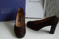 BROMLEY WEITZMAN Brown Pumps Court Shoes Size UK 3 - 3.5 EU 36 - 36.5 US 5.5 -6