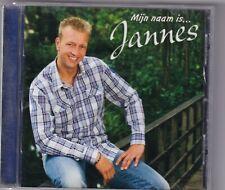 CD : Jannes - Mijn naam is...