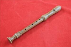 Moeck Rottenburgh Soprano 4202 Recorder - Pear wood