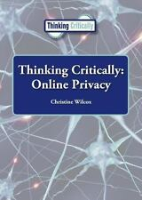 Online Privacy (Thinking Critically (Reference Point))-ExLibrary