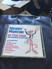 Henry Mancini,in The Pink,the Ultimate Collection,film/tv Soundtracks,46 Tracks