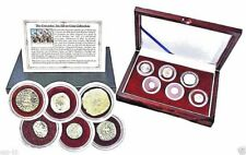 Crusader, Friends & Foes 6 Silver Coin Collection in Beautiful Presentation Box