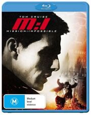 Mission Impossible Blu Ray