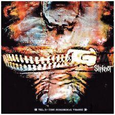 SLIPKNOT VOL 3 THE SUBLIMINAL VERSES 2004 CD ALTERNATIVE METAL NEW