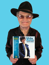 MICKY DOLENZ DIRECT! NEW LIVE IN JAPAN (180 gm Splatter VINYL) SIGNED * MONKEES