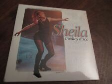 CD single promo sheila medley disco original wagram