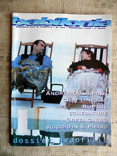 BABILONIA mensile gay e lesbico n.163 febbraio 1998 Andrea Occhipinti, Gr. Garbo