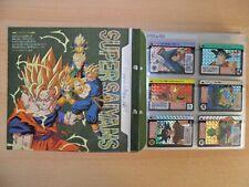 Dragon Ball Carddass Station 90+ card reg / prism Hondan / PP / Super Battle