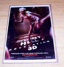 Silent Hill Revelation 3D 11X17 Movie Poster Bubblehead Nurse
