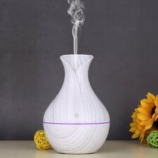 Electric Air Diffuser Aroma Aromatherapy Essential Oil Humidifier Night Light