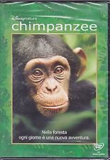 Dvd Disneynature **CHIMPANZEE** nuovo 2012