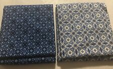 New listing 2 Yds of Country Manor Fabric Design 16272 - Coordinating Fabrics 1 Yd Ea