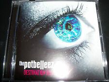 The Potbelleez Destination Now CD - Like New