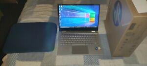 HP Pavilion x360 14-dw1001na Touchscreen Laptop i5-1135G7 8GB 256GB w/stylus
