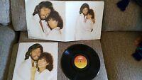 "Barbara Streisand Guilty LP 12 "" Vinyle Original Espagnol First Press 1980 CBS"