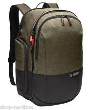 """OGIO Rockwell Pack 15"""" Laptop / MacBook Pro 29.5L Olive Backpack / Bookbag - New"""