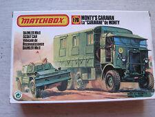 Matchbox 40175 Monty´s Caravan Daimler MkII Scout Car 1:76  Kombiversand möglich