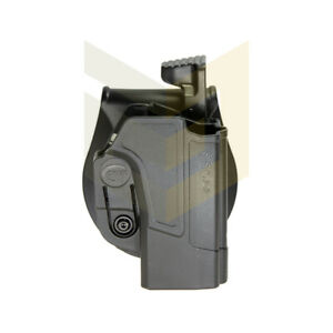 Orpaz Retention Holster/Thumb Release Holster for Sig Sauer P320&P250-S.S.P. 3-2