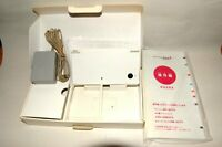 【Boxed】Nintendo DSi DS White Console Fully Working From Japan G0017
