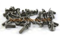 Yamaha R6 2008-16 Upgraded Stainless Steel Fairing Bolts & Screen Bolt Only Kit