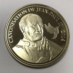 Médaille - LE VATICAN - CANONISATION DU PAPE JEAN-PAUL II