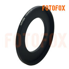 33.5-49mm Stepping Step up Filter Ring Adapter 33.5mm to 49mm Metal adapter