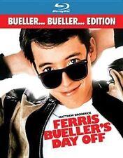 Ferris Bueller's Day off 0883929301829 With Matthew Broderick Blu-ray Region a