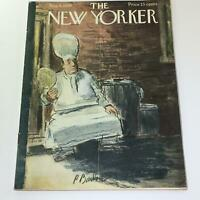 The New Yorker: August 8 1959 Full Magazine/Theme Cover Perry Barlow