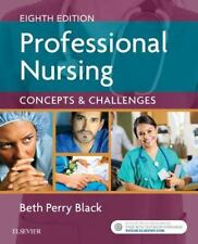 Professional Nursing: Concepts & Challenges (8th Edition) - Paperback.