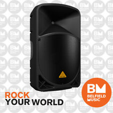 Behringer EUROLIVE B112MP3 Active PA Speaker 2-Way 12'' Inch w/ MP3 Player