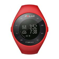 Reloj de Pulsera Polar M200 GPS Running con monitor de ritmo cardíaco basada en rojo 90061215
