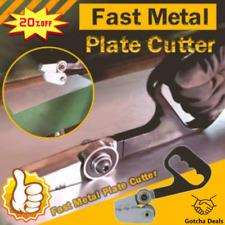 Multifunction Fast Metal Plate Cutter Hand Drills Saw Shear Cutting Machine New