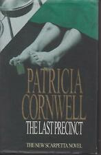 Fiction,Hardcover/Dustjacket , THE LAST PRECINCT by PATRICIA CORNWELL