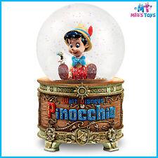 Disney Pinocchio Snowglobe brand new in box