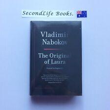 THE ORIGINAL OF LAURA: A Novel In Fragments ~ Vladimir Nabokov (2009). 1st Ed.