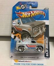 Baja Breaker #143 * GREY * Kmart Only Color * 2012 Hot Wheels * NB14