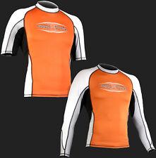 UV T Shirt 50+ Badeshirt Schwimmshirt Surfshirt Damen Herren Übergrösse bis 8XL