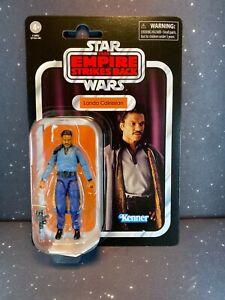 2021 Star Wars Vintage Collection VC205 Lando Calrissian c-8/9