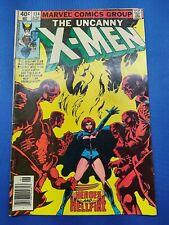 Uncanny X-Men 134- Marvel 1980- 1st Dark Phoenix App- Claremont Byrne