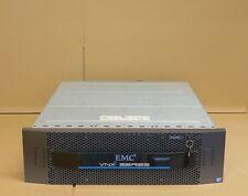 EMC VNXe3300 10GbE iSCSI SAN NAS Unified Storage Processor 14.4Tb - RAID 10/5/6