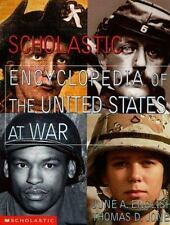 Scholastic Encylopedia of the United States at War - Good - English, June -