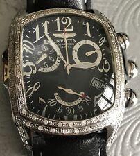 Invicta Dragon Diamond Lupah Quartz 2.52 CTW Chronograph Date Men's Watch