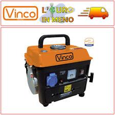 VINCO BDL1200 60104 GENERATORE DI CORRENTE 0,85 KW 2HP GRUPPO ELETTROGENO 60dBA