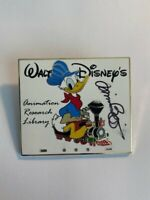 Walt Disney's Animation Research Library Engineer Donald Disney Pin LE (B2)