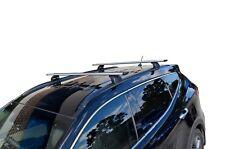 Alloy Roof Rack Cross Bar for Hyundai Santa Fe DM 13-18 With Flush Rails 120cm