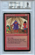 MTG Legends Kobold Overlord BGS 9.0 (9) Mint card Magic the Gathering WOTC 3523